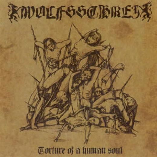 Wolfsschrei - Torture of a Human Soul (MCD)
