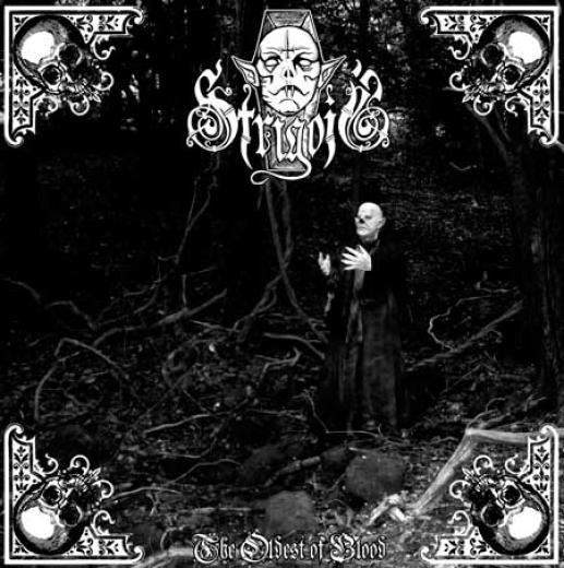 Strigoii - The Oldest of Blood (CD)