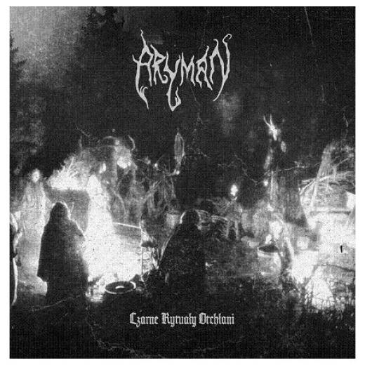 Aryman - Czarne Rytuały Otchłani (LP)