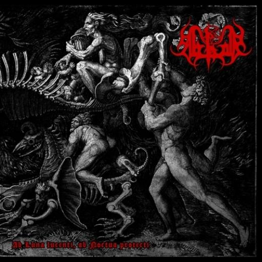 Abhor - Ab Luna Lucenti, Ab Noctua Protecti (LP)