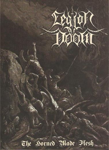 Legion of Doom - The Horned Made Flesh (DigiCD)