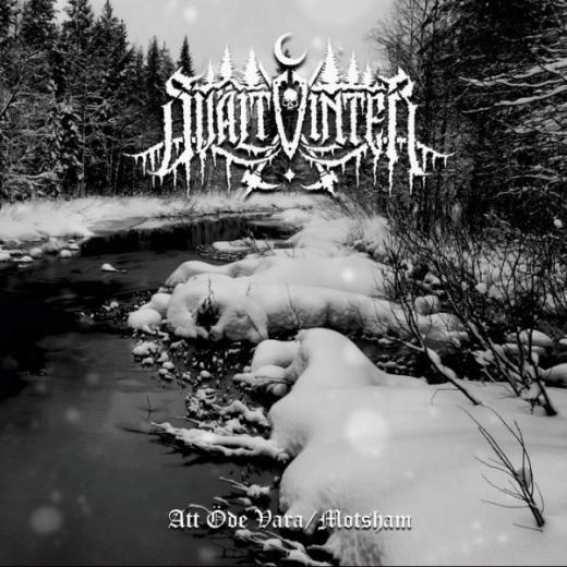 Svältvinter - Att Öde Vara / Motsham (CD)
