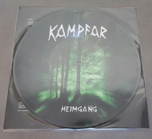 Kampfar - Heimgang (PicLP)