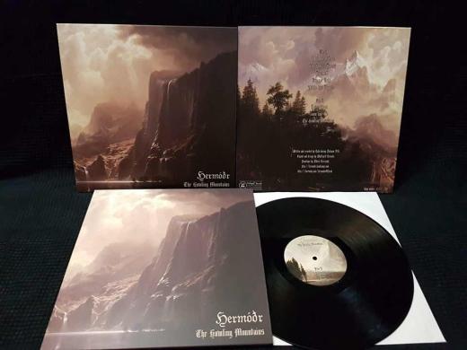 Hermóðr - The Howling Mountains (LP)