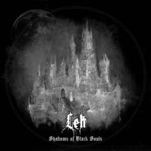 Lęk - Shadows Of Black Souls (LP)