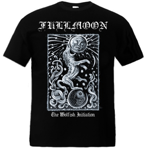 Fullmoon - The Wolfish Initiation (T-Shirt)
