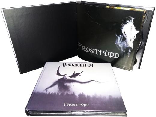 Vargavinter - Frostfödd (CD)
