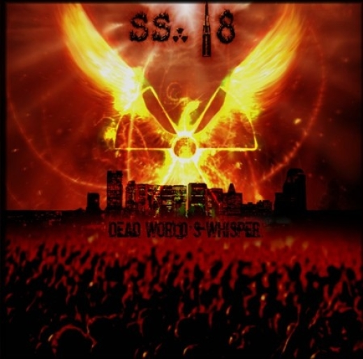SS-18 - Dead Worlds Whisper (LP)