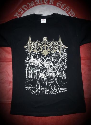 Blutkult - Kriegshymnen (T-Shirt)