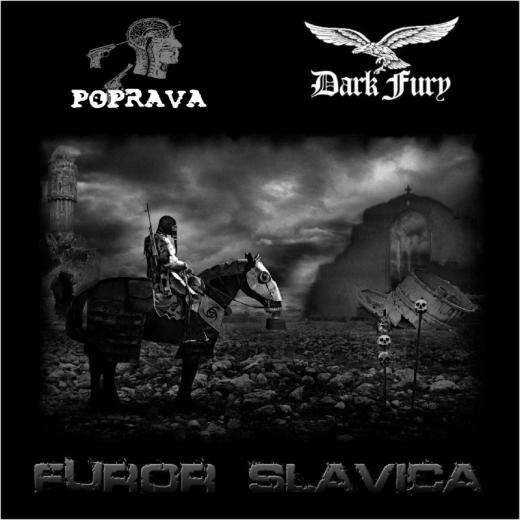 Dark Fury / Poprava - Furor Slavica (LP)
