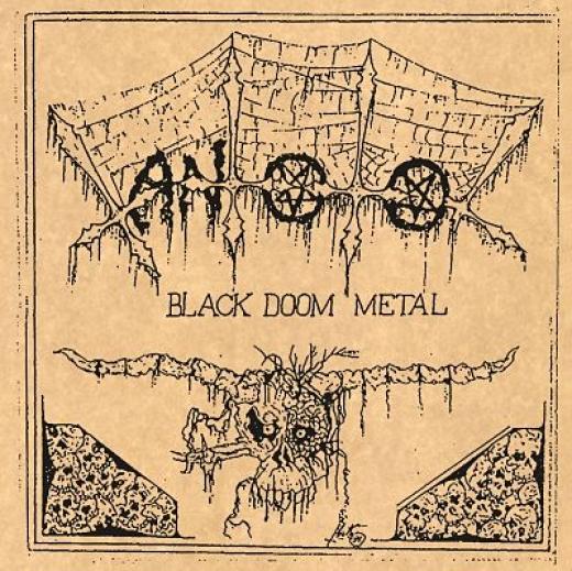 Xantotol - Black Doom Metal (LP)