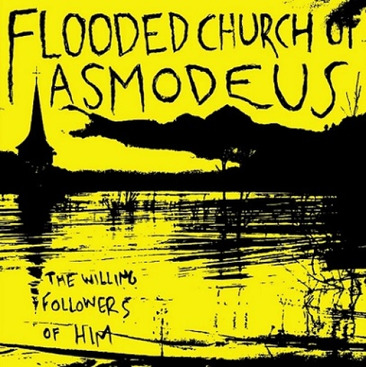 Flooded Church of Asmodeus - The Willing Followers of HIM (CD)