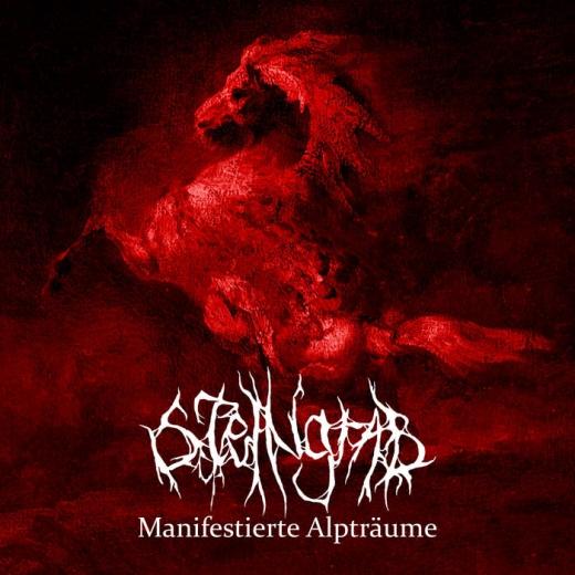 Steingrab - Manifestierte Alpträume (CD)
