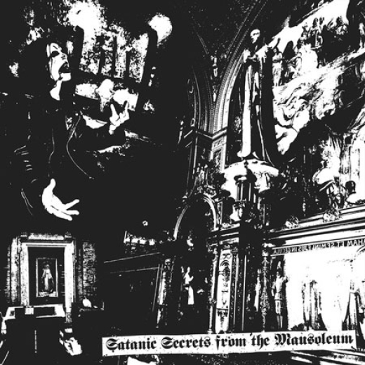 Irae - Satanic Secrets from the Mausoleum (LP)