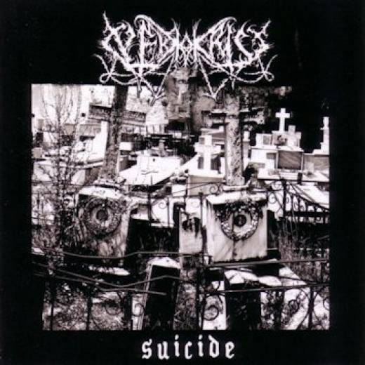 Nekrokrist SS - Suicide (CD)