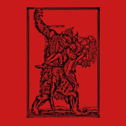 Lycanthropic Winter Moon - Nocturnal Wampyric Terror (LP)