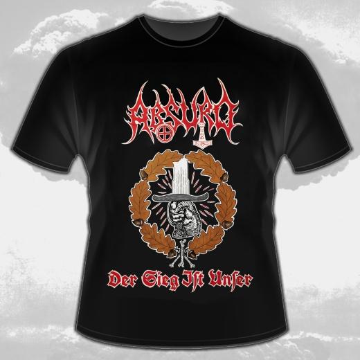 Absurd - Der Sieg ist Unser (T-Shirt)