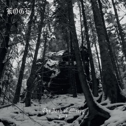 Koge - The arch of misery Pt I (CD)