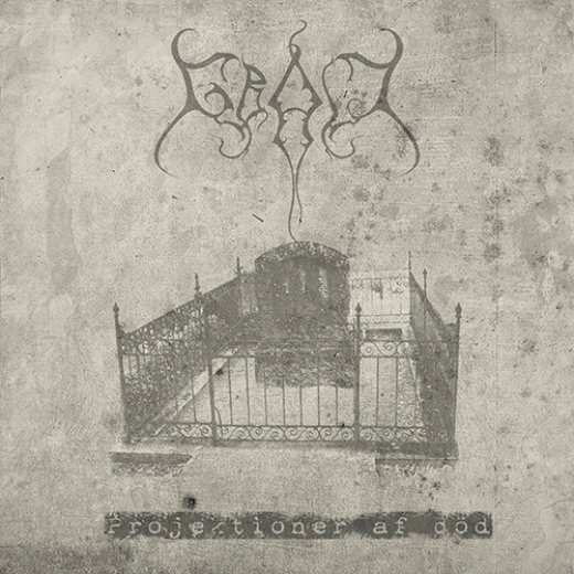 GRAV - Projektioner af Död (CD)