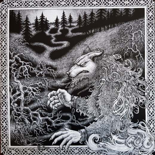 Satanic Warmaster - Nachzehrer (LP)
