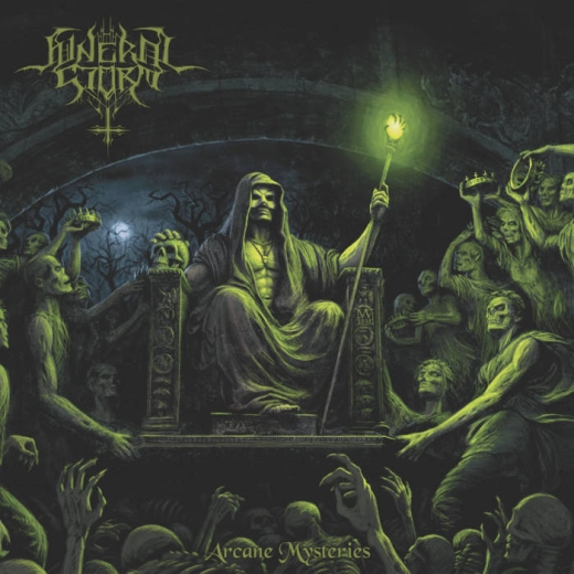 Funeral Storm - Arcane Mysteries (CD)