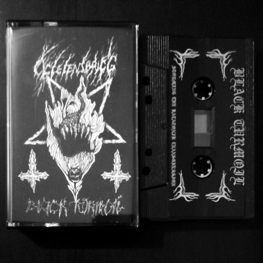 Occelensbrig / Black Turmoil - Storming the Katatonik Transgression (CS)