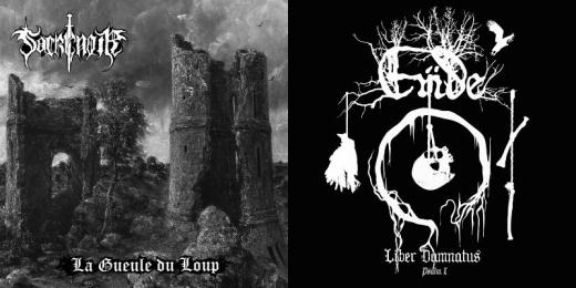 Ende / Sacrenoir - La gueule du loup / Liber damnatus - Psalm I (EP)
