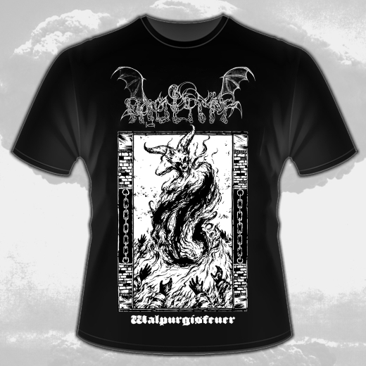 Mjölnir - Walpurgisfeuer (T-Shirt)