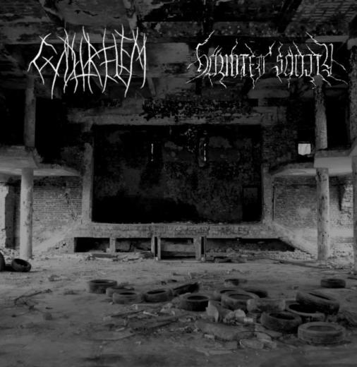 Gyötrelem / Haunted Sanity - SplitCD