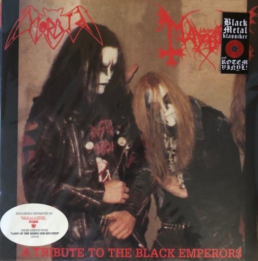 Morbid / Mayhem - A Tribute To The Black Emperors (LP)