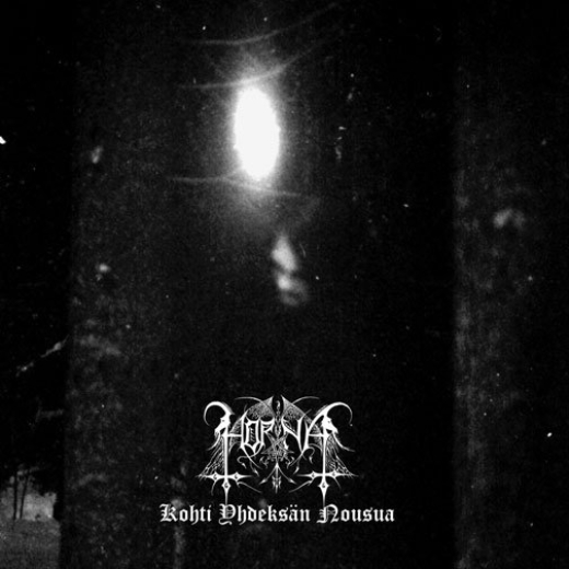 Horna - Kohti yhdeksän nousua (CD)