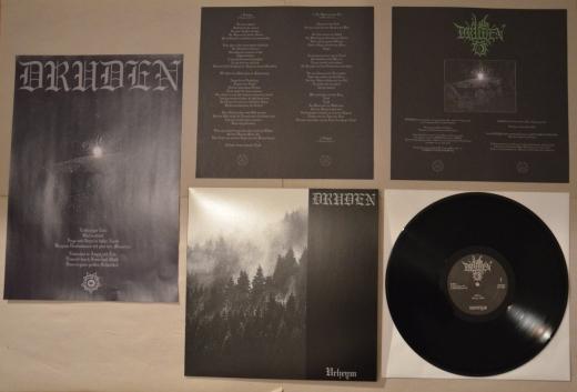 Die alten Druden - Urheym (LP)