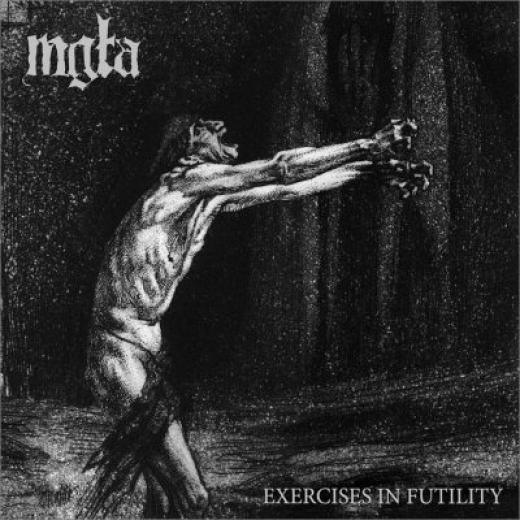Mgła - Exercises in Futility (LP)