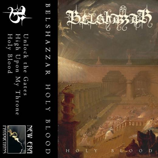 Belshazzar - Holy Blood (CS)