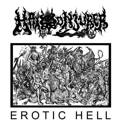 Hail Conjurer - Erotic Hell (CD)