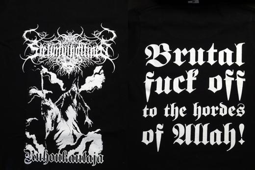 Sielunvihollinen - Ruhonkantaja (T-Shirt)