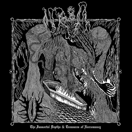 Olkoth - The Immortal Depths & Treasures of Necromancy (LP)