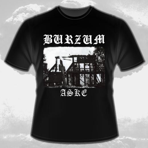 Burzum - Aske (T-Shirt)