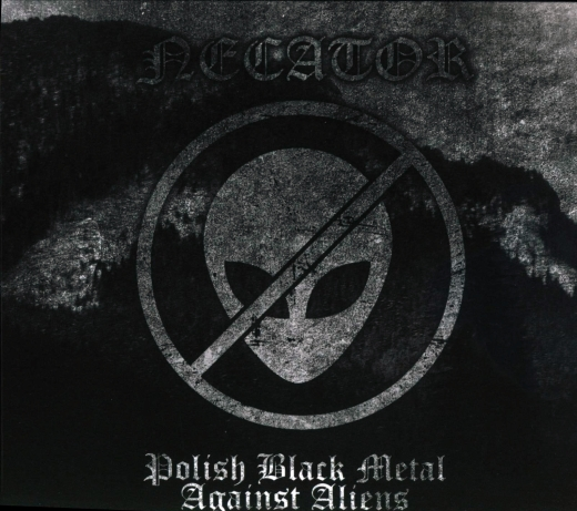 Necator - Polish Black Metal Against Aliens (CD)