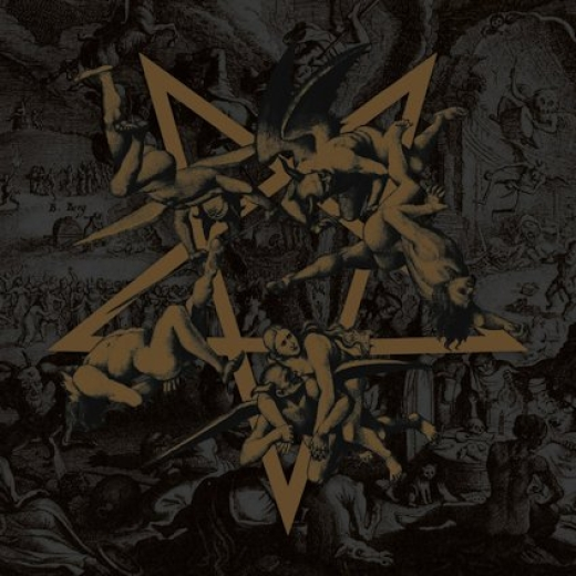 Abigor - Four Keys to a Foul Reich (Songs of Pestilence, Darkness and Death) / CD
