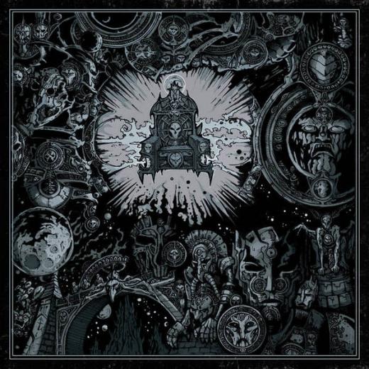 Neige et Noirceur - Interstellar Enigmatic Throne (CD)