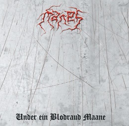 Manes - Under Ein Blodraud Maane (LP)