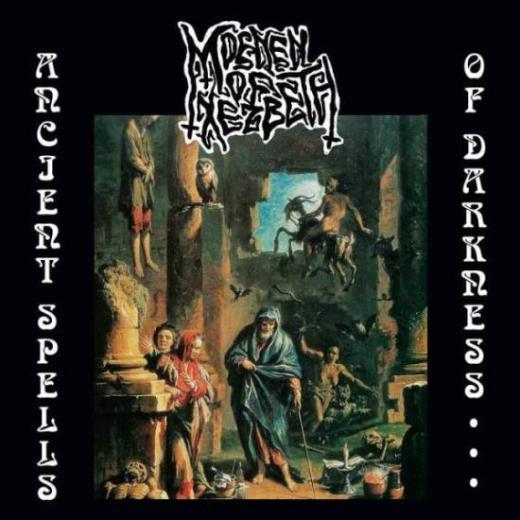 Moenen of Xezbeth - Ancient Spells of Darkness... (CS)