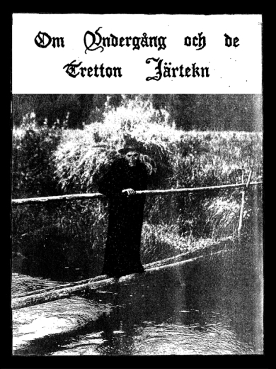 Wagner Ödegård - Om undergång och de tretton järtekn (CS)