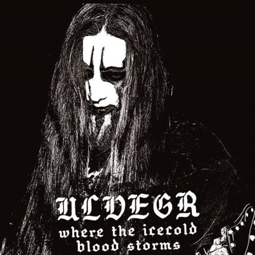 Ulvegr - Where the Icecold Blood Storms (LP)