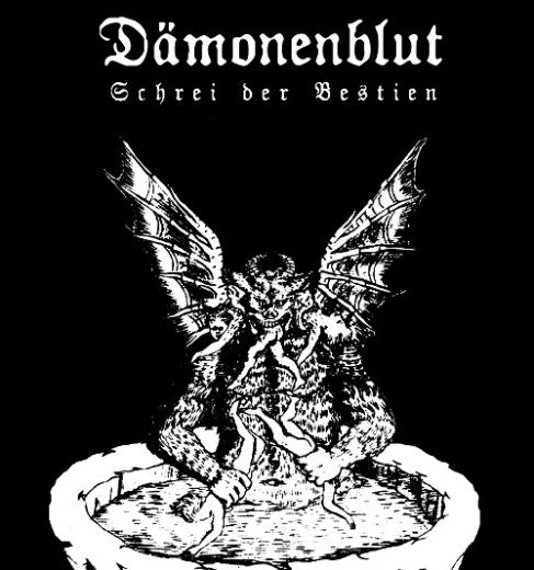 Dämonenblut - Schrei der Bestien (CD)