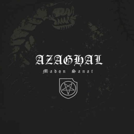 Azaghal - Madon sanat (LP)
