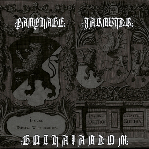 Panphage / Jarnvidr - Gøthalandom (LP)