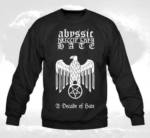 Abyssic Hate - Decade of Hate (Sweatshirt)