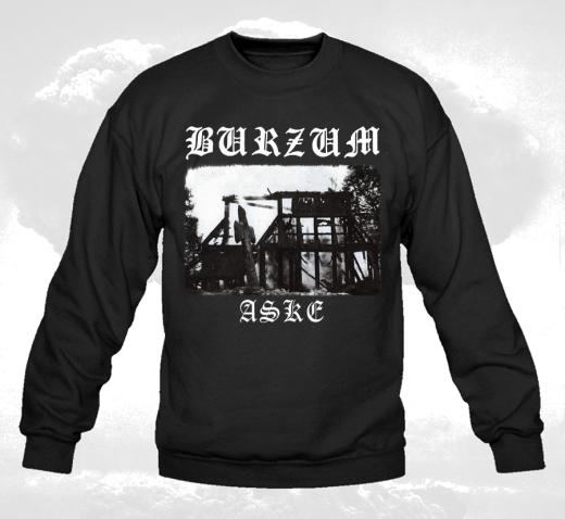 Burzum - Aske (Sweatshirt)